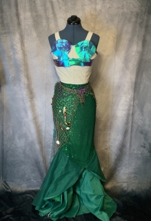 Ariel, Little Mermaid, costume rental, PSBcreative