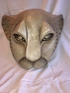Nala, lion king, mask, costume rental, PSBcreative