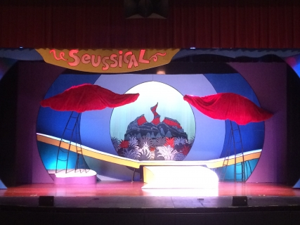 Seussical The Musical Set