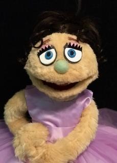 Kate Monster Puppet