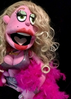 Lucy Puppet avenue Q puppets