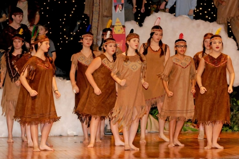 Peter Pan Indians; Peter Pan Mermaids ...  sc 1 st  Music Theatre International & Peter Pan Jr Costumes for Rent | Music Theatre International