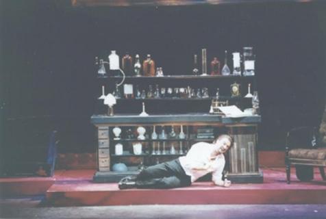 Gateway Set Rentals' set for Jekyll & Hyde