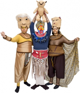 ... Rental Costumes for The Lion King - Mufasa Rafiki Sarabi ...  sc 1 st  Music Theatre International & Lion King Costume Rentals and Sales | Music Theatre International