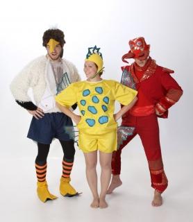 The Little Mermaid Costume Rentals Music Theatre International