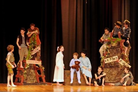 ... Peter Pan Lost Boys Wendy Michael John ... & Peter Pan Jr Costumes for Rent | Music Theatre International