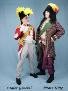 Major General Pirate King
