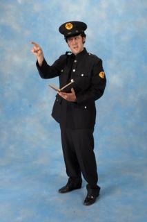mission band uniform