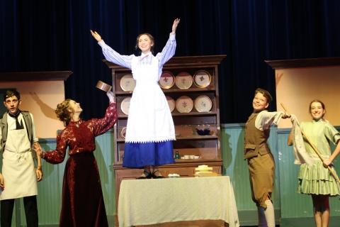 Mary Poppins Kitchen