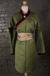 Mulan, costumes, PSBcreative
