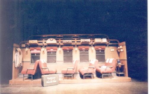 Gateway Set Rentals' set for The Music Man