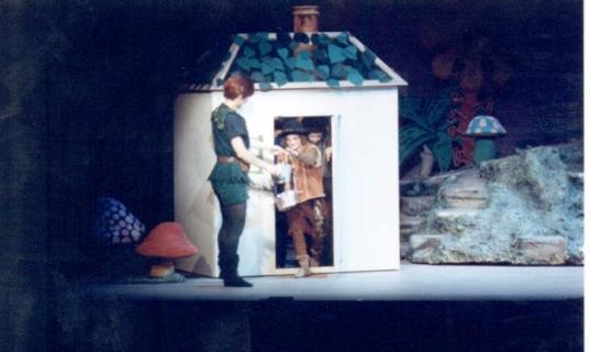 Gateway Set Rentals' set for Peter Pan