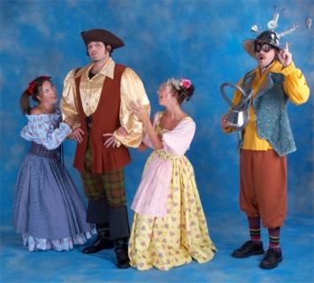 Gaston Silly Girls Maurice
