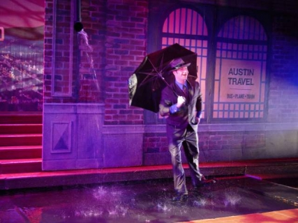 Gateway Set Rentals' set for Singin' in the Rain