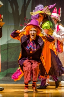Shrek the Musical - Mad Hatter Costume