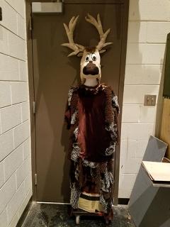 Sven Wearable Costume