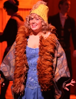 The Drowsy Chaperone, costumes, the theatre company