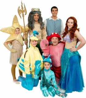 The Little Mermaid Costume Rentals and Sales  sc 1 st  Music Theatre International & The Little Mermaid Costume Rentals and Sales | Music Theatre ...