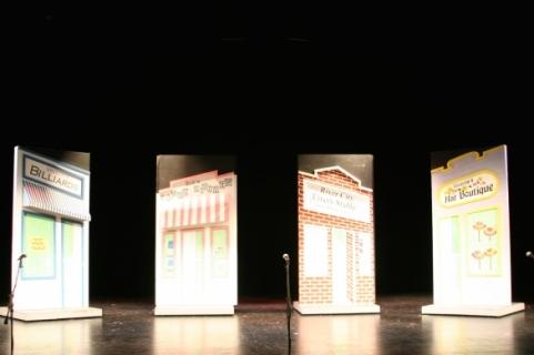 The Music Man Sets Music Theatre International