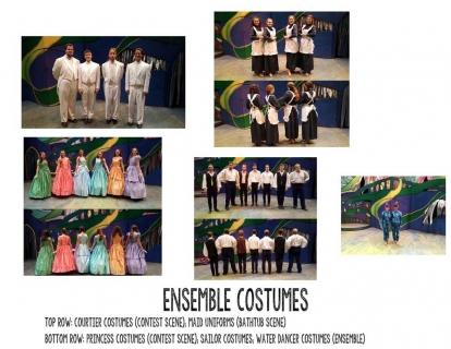 Ensemble Costumes