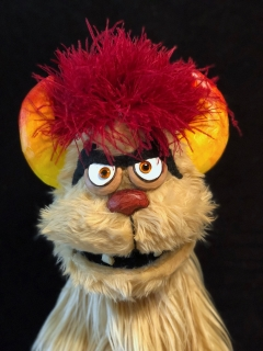 Trekkie Monster Puppet