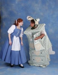 Madame de la Grande Bouche Wardrobe Belle