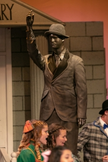 Miser Madison Statue