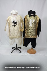 Beauty and the Beast costume rental package Salt and Peppere; Fourth Wall Scenic