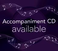 Accompaniment CD Available