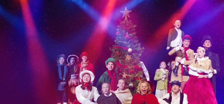 Choosing Your Christmas Show