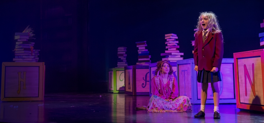 Matilda the Musical at Floyd Central High School (Photo © Sam Vogt)