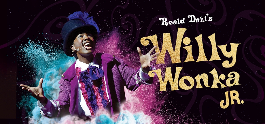 Updated Version of Roald Dahl's Willy Wonka JR  Now