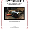 The Guide to Building Your Own Chitty Chitty Bang Bang Prop Car for the Stage