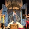Mamma Mia greek island - set rental - Stagecraft Theatrical - 800-499-1504