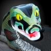 Python Hand Puppet