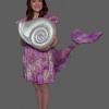Large Ursula Shell
