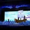 The Little Mermaid premium rental set - Prince Erics Ship - Front Row Theatrical Rental - 800-250-3114