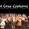 Mardi Gras Costume Shop costume rentals and sales