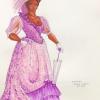 Newsies costume rental - Medda period costumes - Front Row Theatrical Rental - 800-250-3114