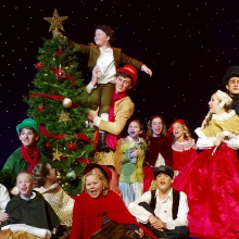 christmas has arrived early upgraded orchestrations for a christmas carol now available - Broadway Christmas Shows