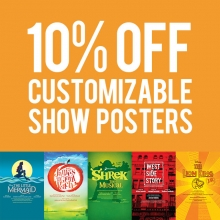 Customizable Show Posters from Subplot Studio
