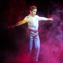 Seth Rudetsky in Disaster! On Broadway (Photo by Jeremy Daniel)