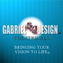 Gabriel Design Theatricals logo