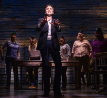 Come from Away | Music Theatre International