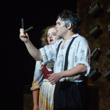 Sweeney Todd - Pleasant Valley High School