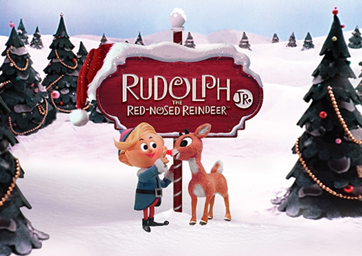 Rudolph the Red-Nosed Reindeer JR.