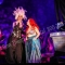 Little Mermaid Ursula's Lair - set rental - Front Row Theatrical - 800-250-3114