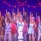 Mamma Mia jumpsuit costumes - costume rental - Stagecraft Theatrical - 800-499-1504