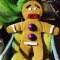 Gingy Puppet Shrek the Musical