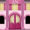 Delta Nu Sorority House D SH-LB040D-7 15x32 Legally Blonde Backdrop Rental